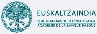 Euskaltzaindia logoa